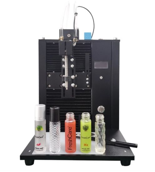 Filling Machine Bottled Liquid Water Milk Cosmetic Beverage Perfume Spray Filling Machine with Factory Price