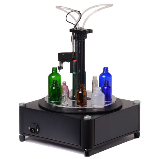 Perfume Filler Syringe Manual Bottle Filling Machine