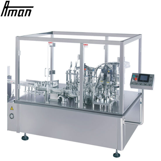 Alcohol Spray Filling Machine Automatic Liquid Filling Machine Equipment Disinfectant Oral Spray Filling Machine