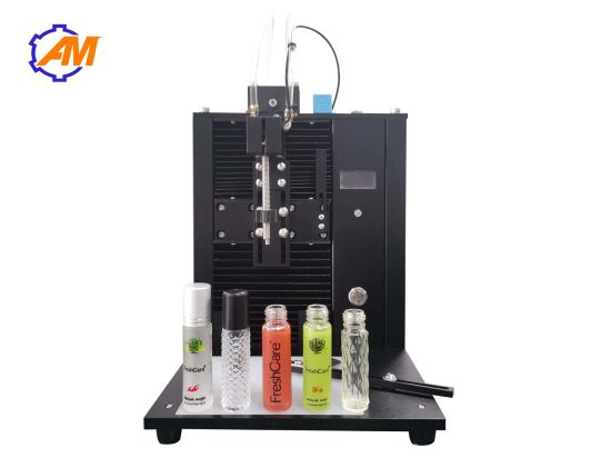 Perfume Essential Oil Liquid Alcohol Juice Water Low Viscosity Filling Machine