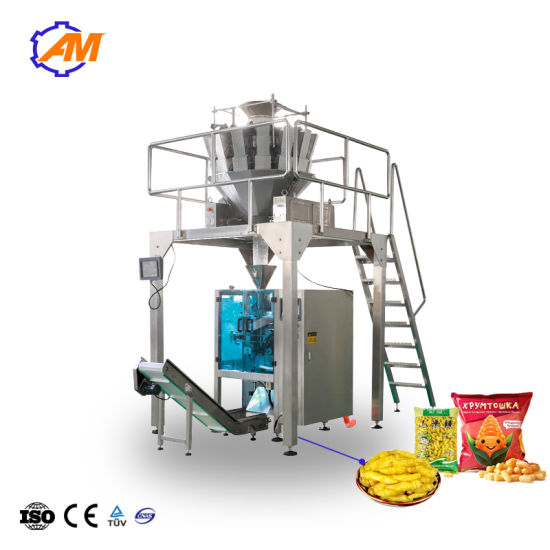 Automatic Liquid Milk/Honey/Sauce/Water/Juice/Paste/Food/Shampoo/Ketchup/Jam/Whisky Sachet Pouch Bag Filling Sealing Multifunctional Packaging Packing Machine