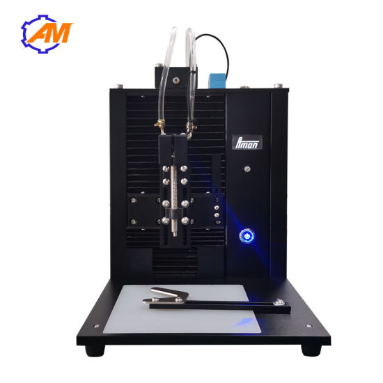 Automatic High Precision Perfume Essential Oil Filling Machine Glass Plastic Bottles
