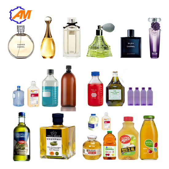 Sample Perfume Vial Vacuum Perfume Filling Machine Water Bottle Machine Filling