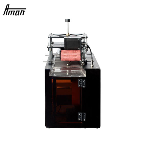 Automaitc Sticker Front Back Two Sides Glass / Plastic Flat Square Bottle Labeling Machine