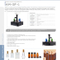 0-1000ml Automatic Magnetic Pump Liquid Bottles Water Filler Essential Oil Perfume Filling Machine