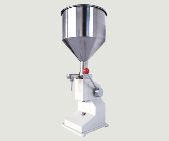 Manual Paste Filling Machine Customized Semi Automatic Manual 304 Stainless Steel Food Paste Filling Machine Price
